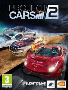 Project Cars 2 PC £22.49 @ CDkeys (code cdkeysblack10)