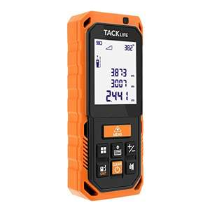 Laser Distance Meter 40m £19.99 Sold by VE-UK and Fulfilled by Amazon.