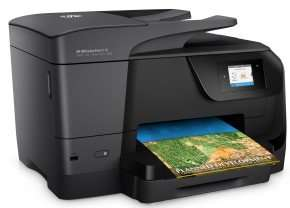 HPOfficejet Pro 8710 (Wireless printer/scanner/fax/cloud) 3 year warranty and 2 months free ink! Excellent printer at £99.99 with £50 cashback to cost £49.99