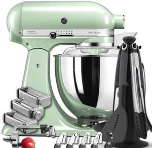 Black Friday - KitchenAid Artisan 175 Food Mixer With FREE Gifts at Harts of Stur for £494