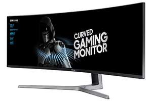 Samsung LC49HG90 49 inch monitor - monitor of the year £990.99 Amazon (lightning deal)
