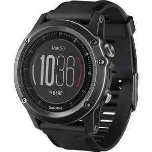 Garmin Fenix 3 HR Sapphire - £330 delivered (plus 6% Quidco)