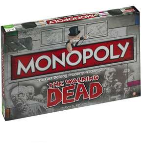 WALKING DEAD MONOPOLY AT IWOOT £16.92 CHEAPEST IVE SEEN at IWOOT