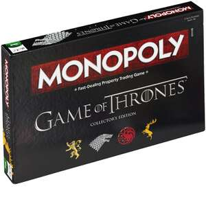 Black Friday Deal: Game of Thrones Monopoly £22.99 Delivered @ IWOOT