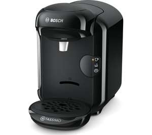 Tassimo Bosch Vivy2 TAS1402GB Hot Drinks Machine - Black - £29.99 @ Currys