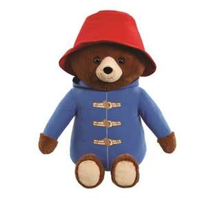 Paddington Bear - Giant Movie Paddington  Now £18.00 from £36 Debenhams
