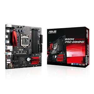 ASUS B150 M Pro Gaming Motherboard (Prime Member Exclusive) £54.93 @Amazon