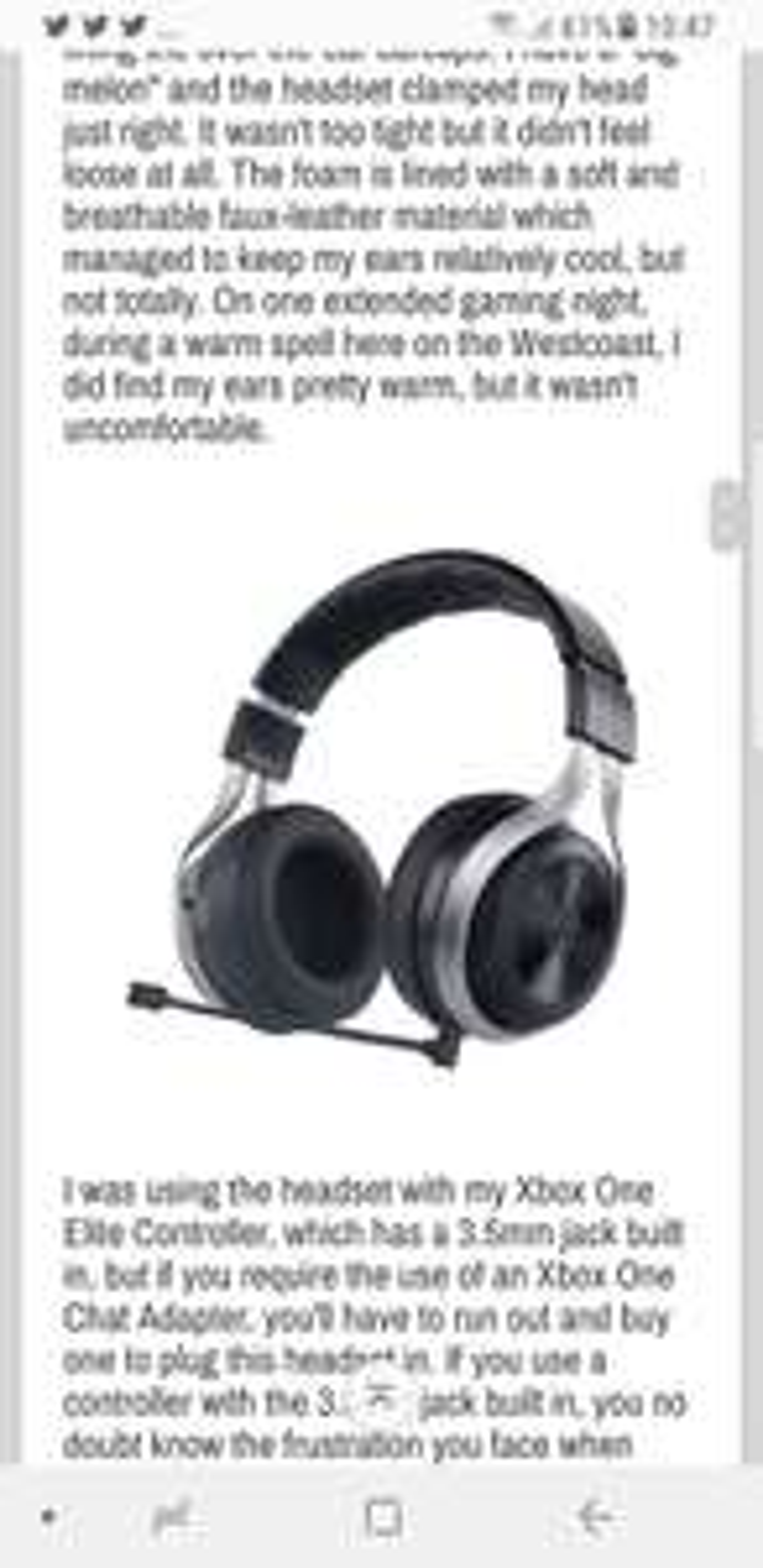 LucidSound LS30 Wireless Gaming Headset - Black (PS4/Xbox One/Xbox/PS3) £62.99 Argos on eBay