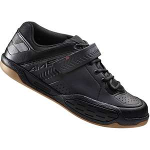 SHIMANO AM5 SPD MOUNTAIN BIKE CYCLING SHOES all sizes uk5-12.5 only £29.99 @ decathlon (C&C or £30 spend free delivery  add £0.49 bottle water)