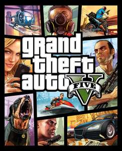 Grand Theft Auto V (PC) - £19.99, Add a Whale Shark Cash Card ($3.5m) for an extra £5