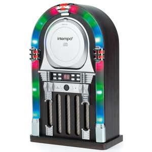 Intempo Mini Bluetooth Jukebox NOW £35.00 WAS £49.99