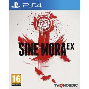SINE MORA EX Playstation 4 Ps4 @ The Game Collection - £9.99