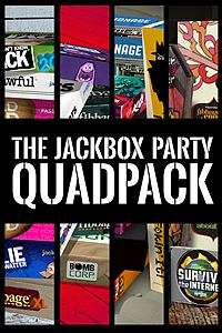 The Jackbox Party Quadpack for Xbox One £48.74  @ Microsoft Store