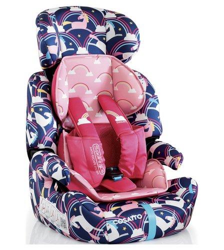 Cosatto Zoomi Unicorn Car Seat £79.99