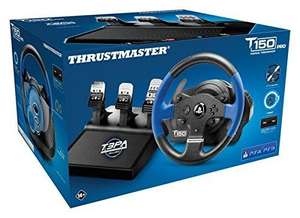Thrustmaster T150 RS Pro Steering Wheel with 3 Piece Pedal (PS4/PS3/PC) - £139.99 @ Amazon