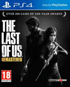 The Last of Us Remastered £14.86 @ shopto