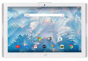 Acer Iconia One B3-A40 10 Inch Android Tablet with 2GB RAM 16GB Storage - White at Tesco for £99