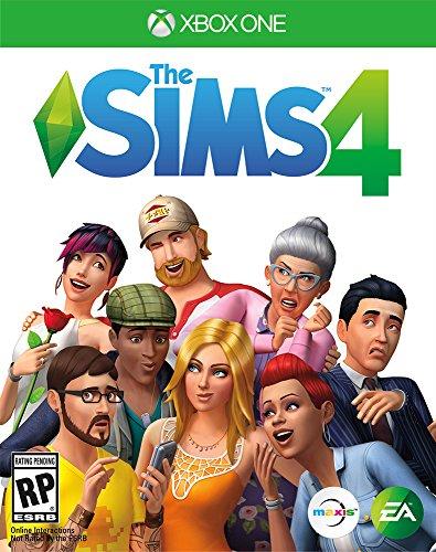 The sims 4 Xbox one digital code £22.53 Amazon US