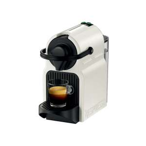 Nespresso Inissia in White or Black Click&Collect @ Hughes - £53.99