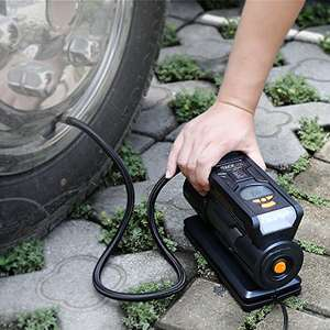 Digital tyre inflator - Only £26.99 - Sold by VE-UK and Fulfilled by Amazon