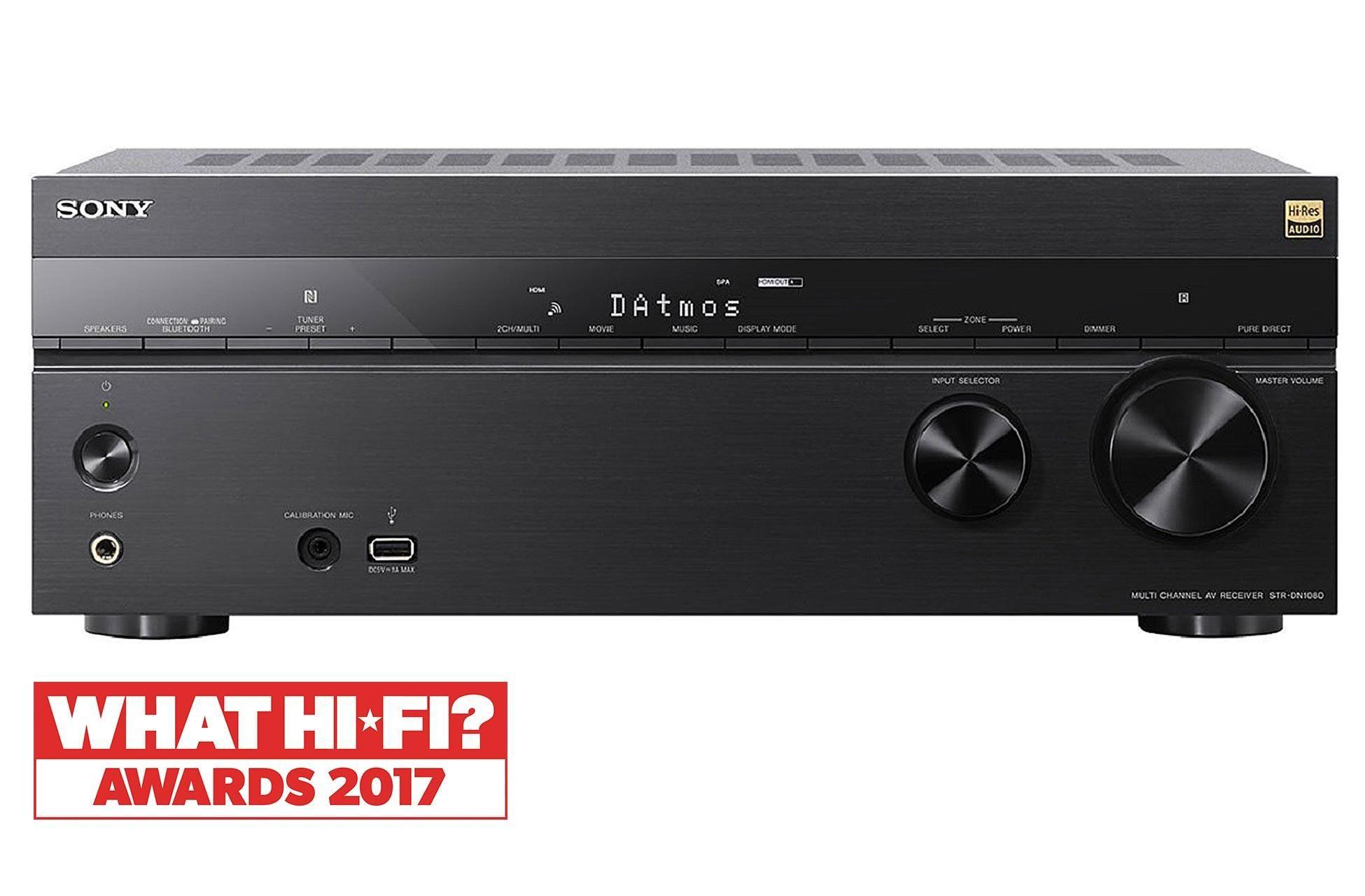 SONY-STRDN1080 AV Receiver £488.20 -  Richer Sounds