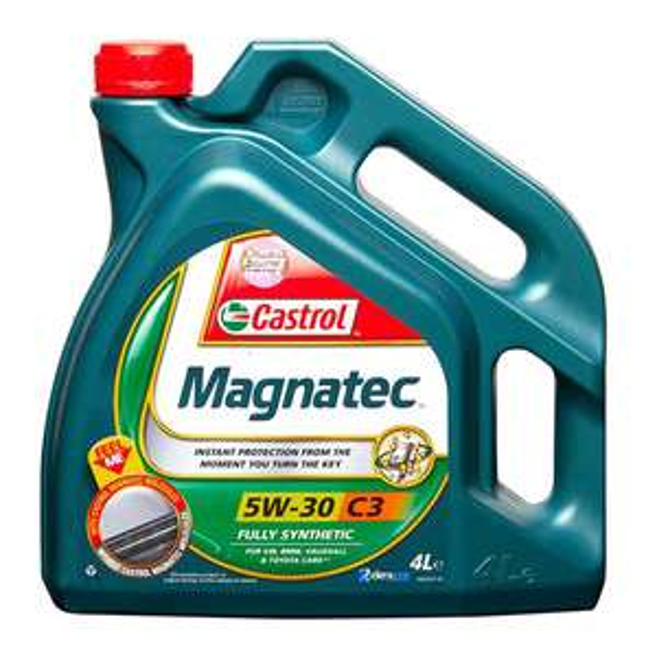 Castrol Magnatec (C3) Engine Oil - 5W-30 - 4ltr -  Use BLACKFRIDAY Discount Code @ Euro Car Parts - £17.99 at Euro Car Parts