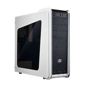 Cooler Master CM590 III White Gaming PC case with USB 3.0 & FREE Delivery £24.98  @ SCAN
