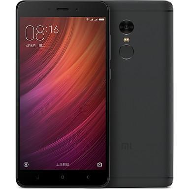 "Xiaomi Redmi Note4 64GB 5.5 "" Global Version 4G Smartphone (Snapdragon 625 13MP 4GB+64GB Black/Grey) £124.77 Delivered @ LITB"
