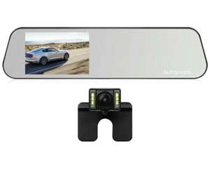 AUTO-VOX M6 Touch Screen with Rear View Dash Cam £85.99 Sold by Icarmore and Fulfilled by Amazon.