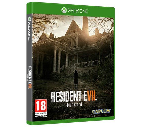 Resident Evil VII Xbox One game £19.99 @ Argos