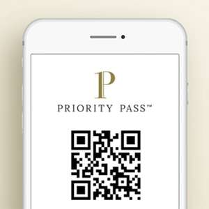 Up to 40% off annual Priority Pass membership