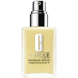 Clinique Dramatically Different Moisturising Lotion+ with Pump, 125ml Only £25.50 @ John Lewis