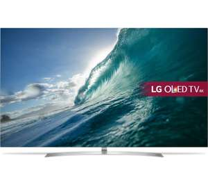 "LG OLED55B7V  55"" Smart 4K Ultra HD OLED TV £1350 @ Currys 10% discount"