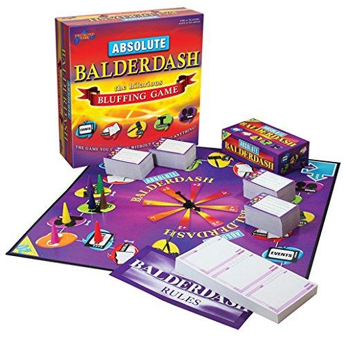 Drumond Park Absolute Balderdash Game Amazon Prime £10.89 non Prime £15.64