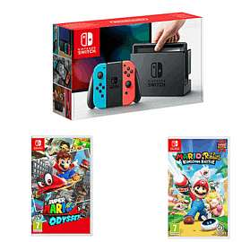 Nintendo switch bundle £329.99 @ Game
