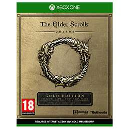 The Elder Scrolls Online GOLD EDITION - £9.99 @ GAME