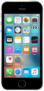 Apple iPhone SE 16GB Unlocked (refurbished - good) Various colours £149 Delivered (12 month warranty) @ Envirofone Black Friday