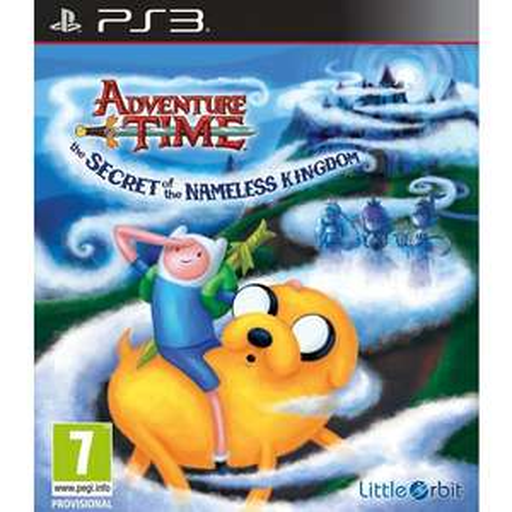 Adventure Time: The Secret of The Nameless Kingdom PS3 New - £4.95 @ TGC