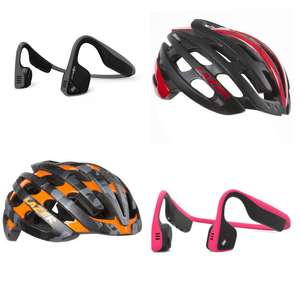 Aftershokz Trekz Headphones with mic £74.99 / Lazer Z1 Cycle helmets £59.99 @ Probikekit - Black Friday Offer