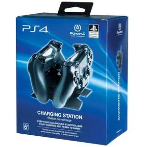 PS4 Licensed Charging Station PowerA (TESCO)
