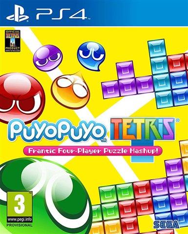 Puyo Puyo Tetris (PS4) preowned £11.50 Del @ Cex