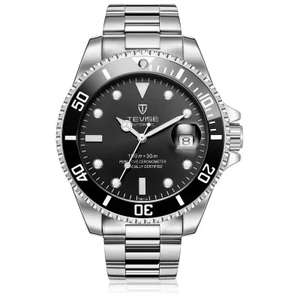 TEVISE T801 Automatic watch £12.98 48% discount.