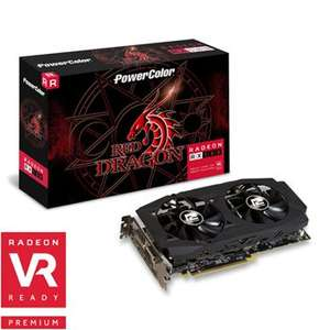 PowerColor AMD Radeon RX 580 8GB Red Dragon V2 Graphics Card - £220 delivered @ Scan