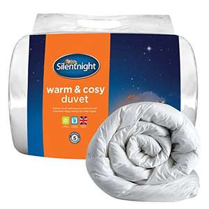 Silentnight 13.5 Tog Duvet (Double) - amazon lowest price - £14 prime / £18.75 Non Prime @ Amazon