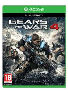 Gears of War 4 (Nordic) [XBox] £9.50 @ Coolshop
