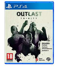 OUTLAST TRINITY - PS4 - amazon.co.uk at Amazon for £14.99 (Prime exclusive)