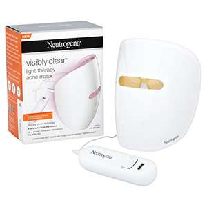 Neutrogena Visibly Clear Light Therapy Acne Mask £24 at Amazon