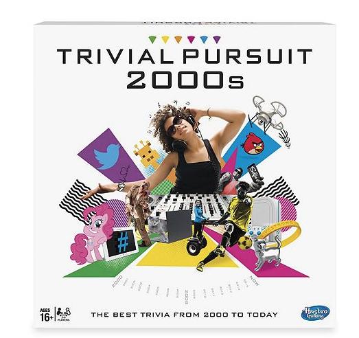 Trivial Pursuit 2000's £13.50 @ tesco