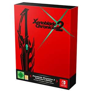 Xenoblade Chronicles 2 Limited Edition (Nintendo Switch) £60.99 @ Amazon **Prime Only**