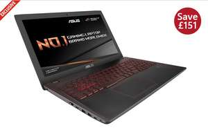 ASUS Gaming ZX553VD-DM968T Gaming laptop £599.98 @ Saveonlaptops